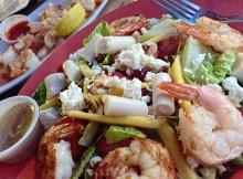 Mango's Key West Salad